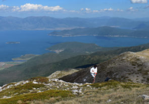 Pack Raft and hike the fabulous UNESCO listed Ohrid Lake in Albania