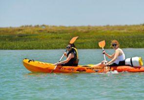 Ria Formosa & Faro Kayak Rental in the Algarve