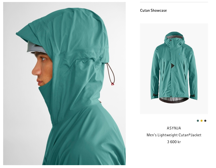 Hod of Asynja jacket