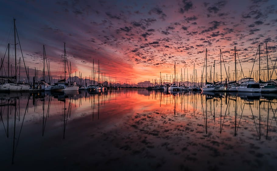 Top 3 Destinations for Luxury Learn to Sail Holidays in Europe piqsels royalty free image