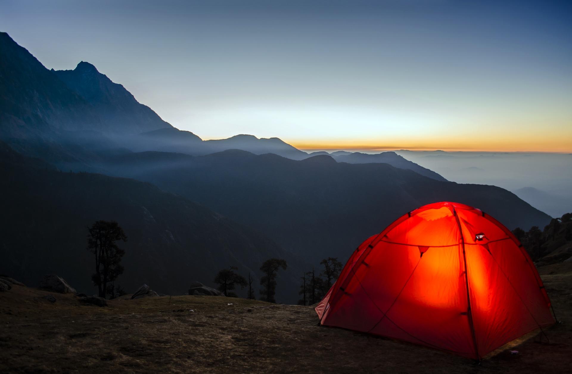 Multi activity Sri Lanka adventure and camping tour