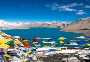 Tilicho Lake with Thorong La Pass Trek in Nepal