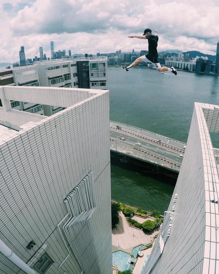best freerunning destinations for parkour enthusiasts Image of Max Cave courtesy of Storror