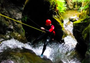 Alston Canyoning Experience in the Pennines