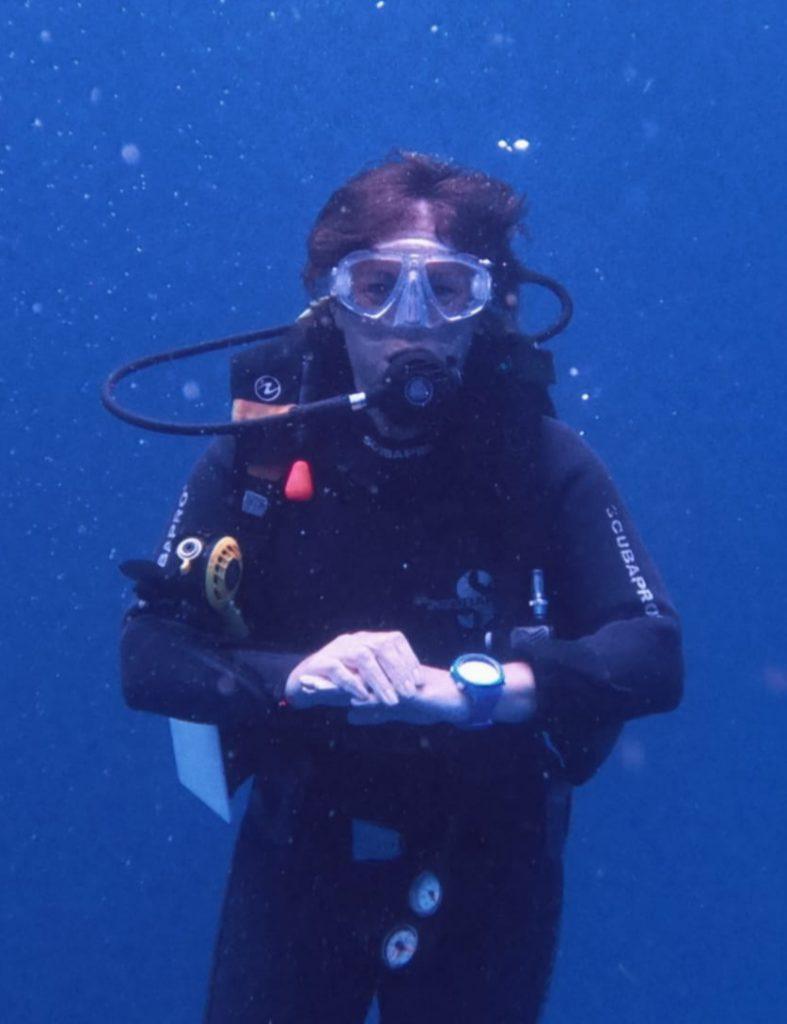 Nusa Penida scuba diving Nusa Penida Photo by Cara Rees