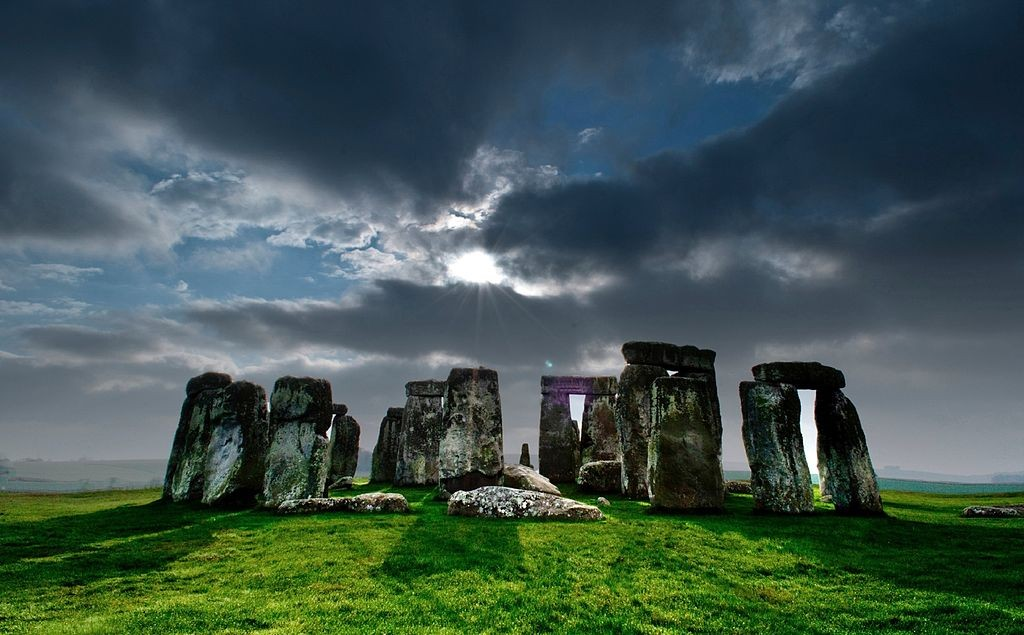 Top 5 English adventures Best activity holidays in England Wikimedia CC image of Stonehenge by Sanjay Nair