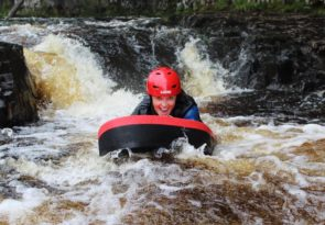 Hydrospeeding Experience on the River Tees