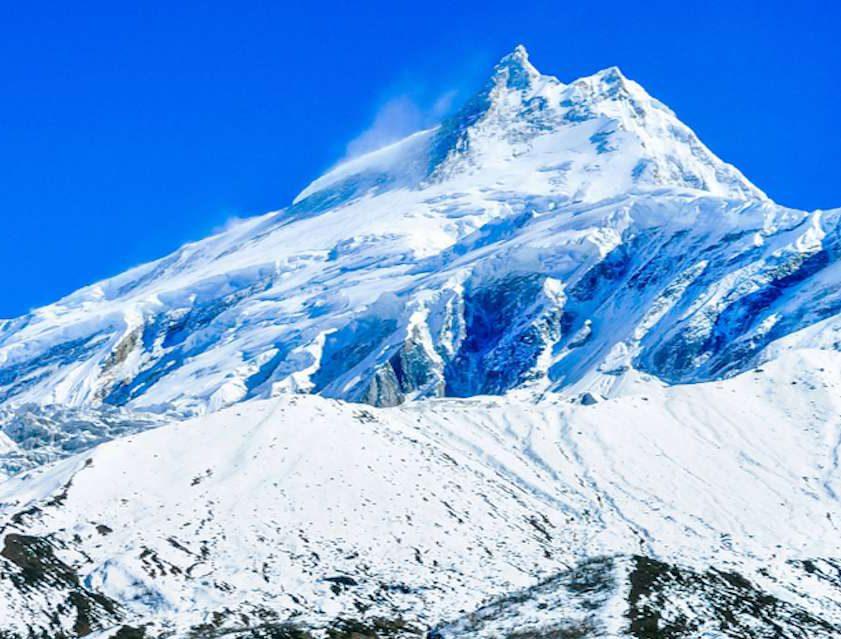 Manaslu Base Camp Trek: Trekking in Nepal