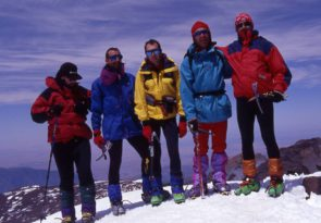 Mount Toubkal Winter Hike: Hiking in Morocco