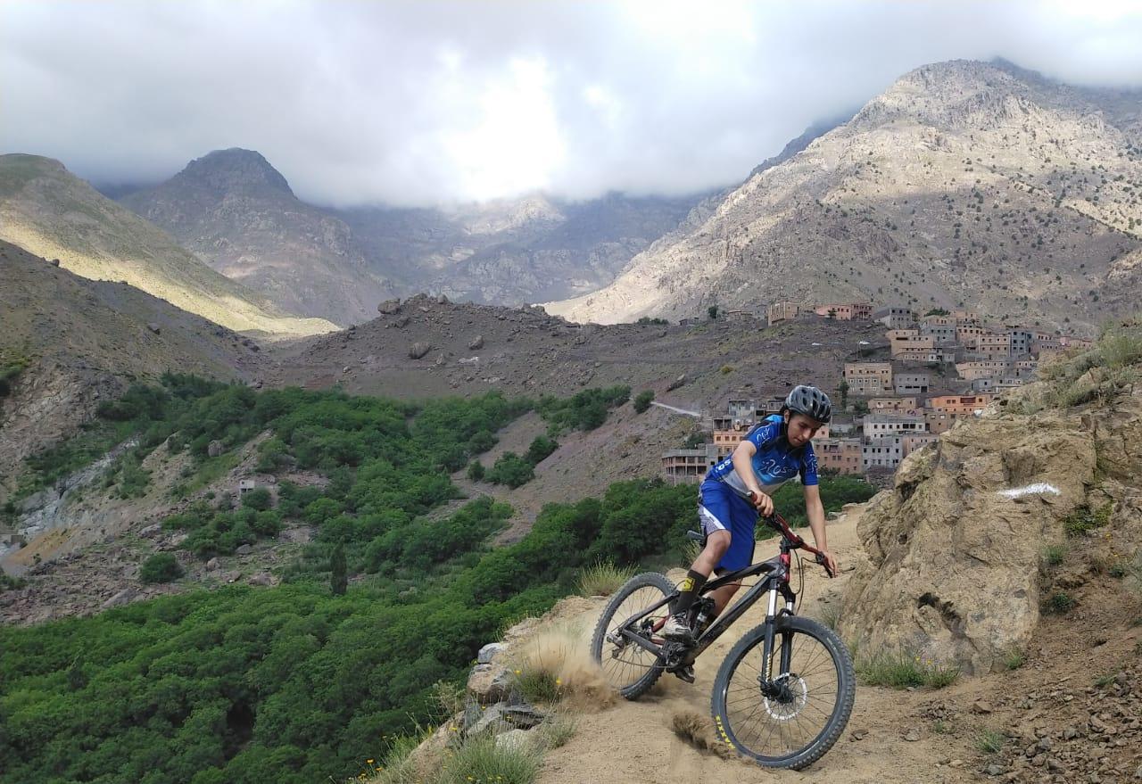 2 Day Morocco Mountain Bike Trip: Atlas Mountains MTB Tour
