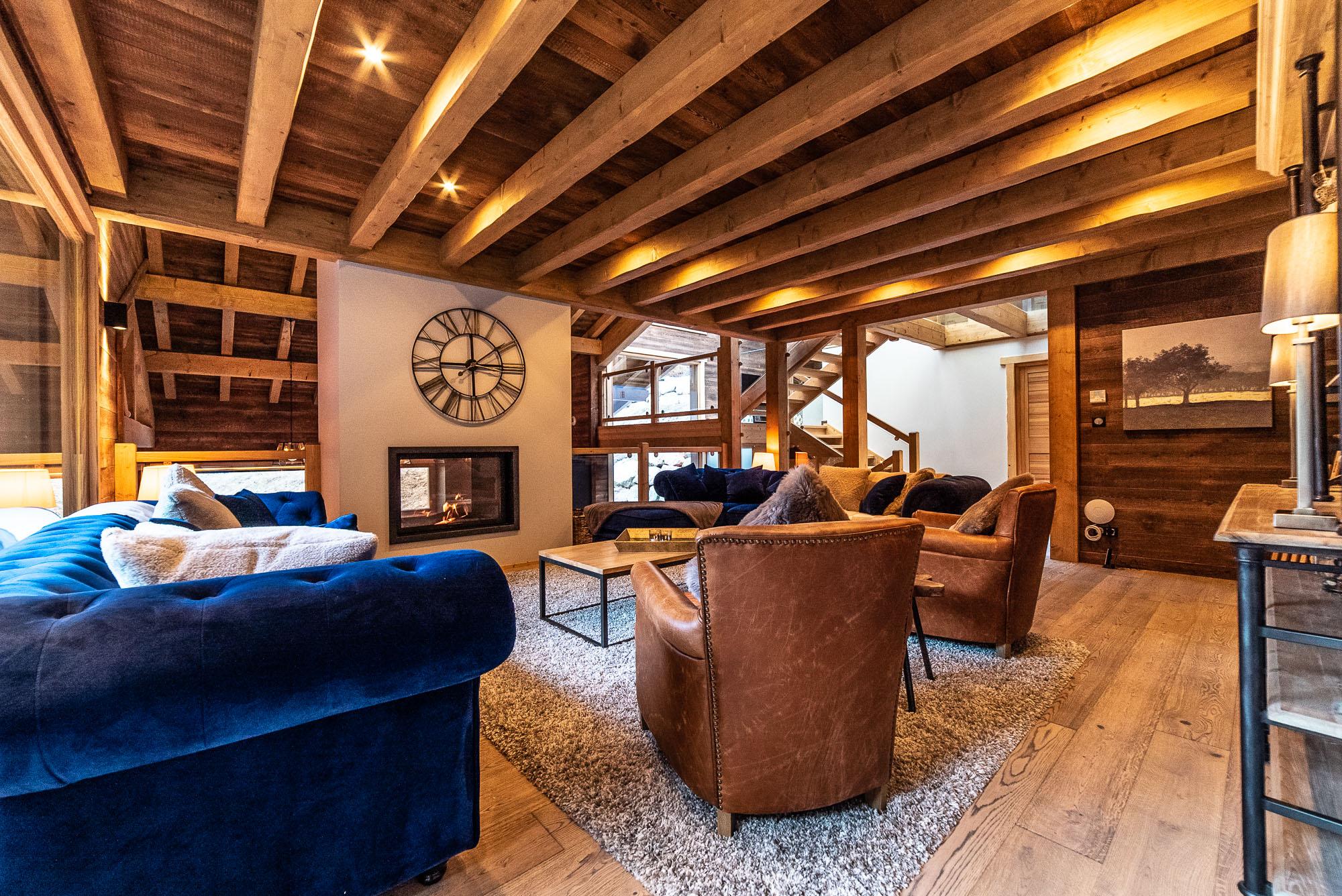 Chalet Foret D'Argent: Luxury Morzine ski chalet in la Manche