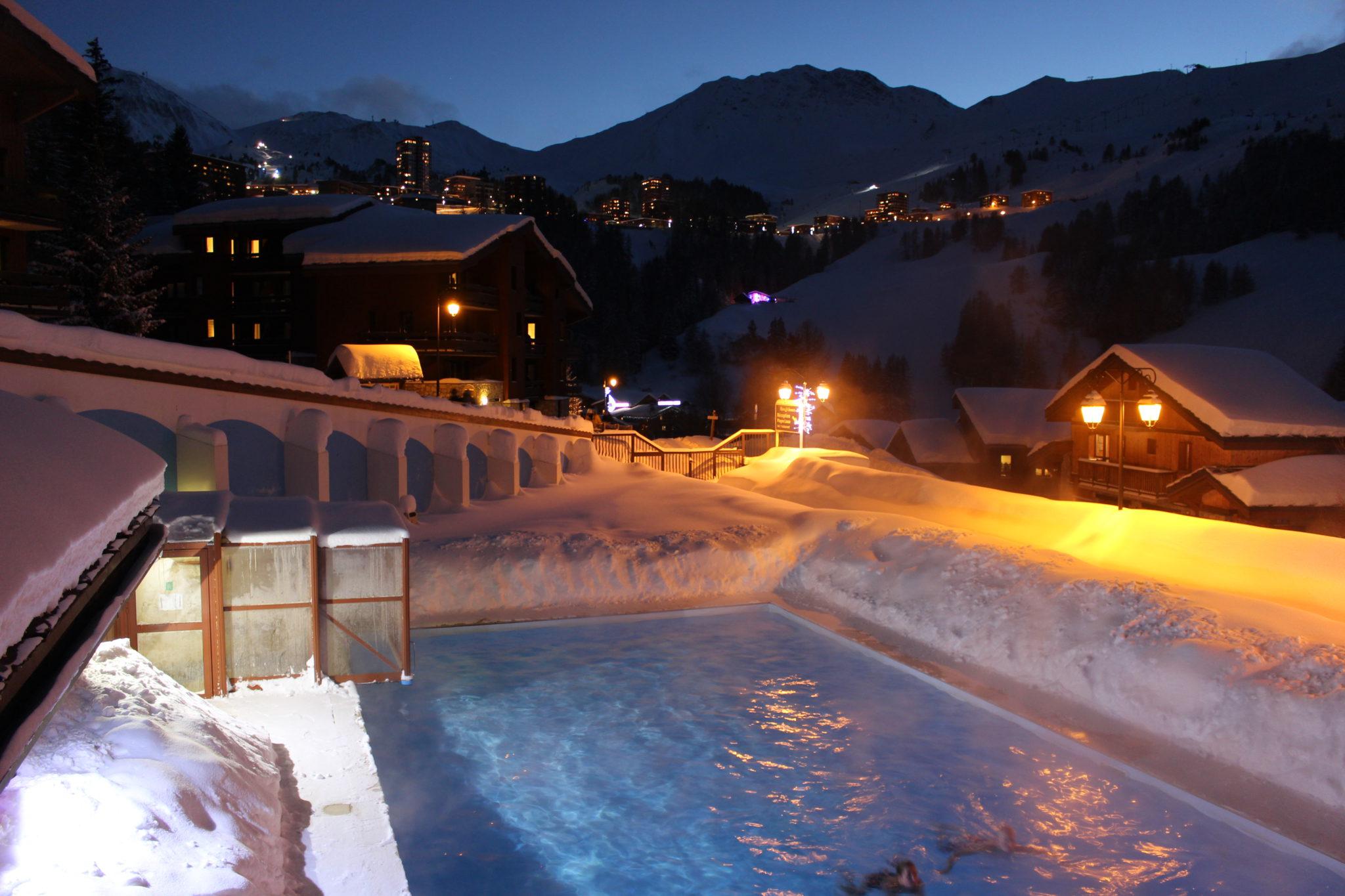Chalet Petit Chardon: La Plagne ski accommodation in France