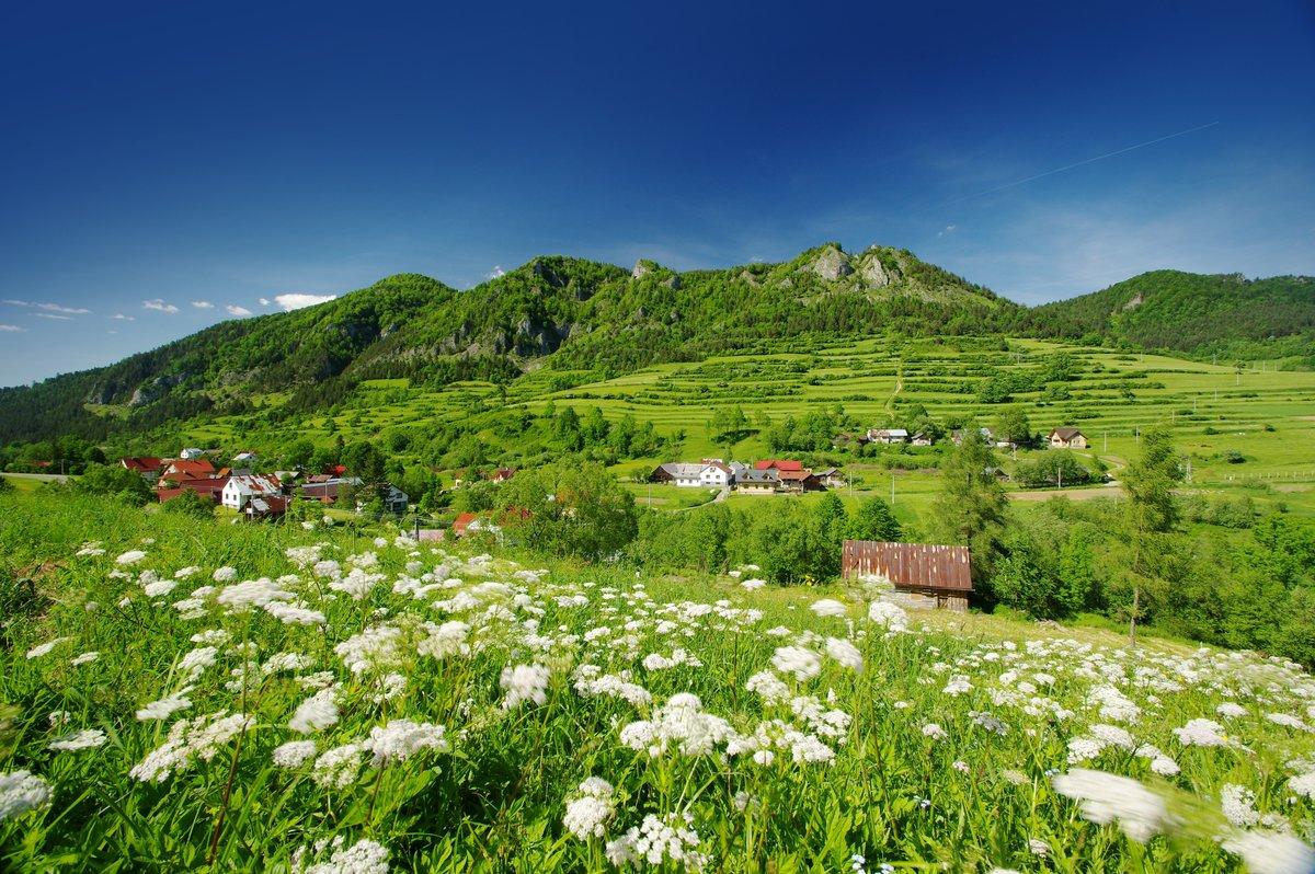 Slovakia active photography holiday in the Tatra Mountains