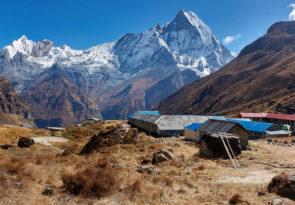 Annapurna Sanctuary Trek: ABC trekking holiday in Nepal