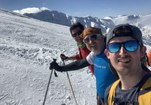 Learn to Ski Tour in Slovakia