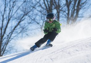 Learn to Ski in Slovakia