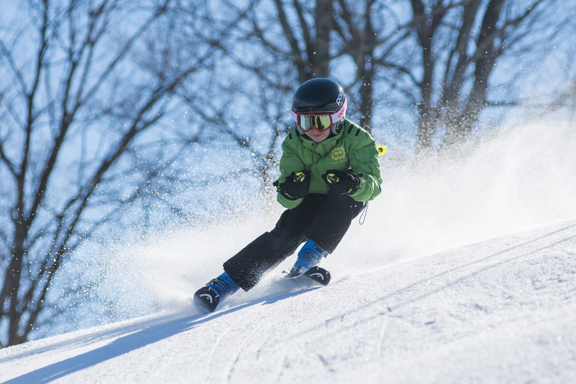 Learn to Ski in Slovakia: Skiing in the Tatra Mountains