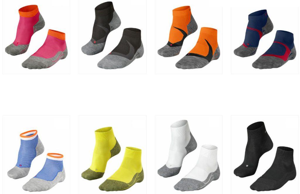 Review of Falke RU4 socks for running (1)