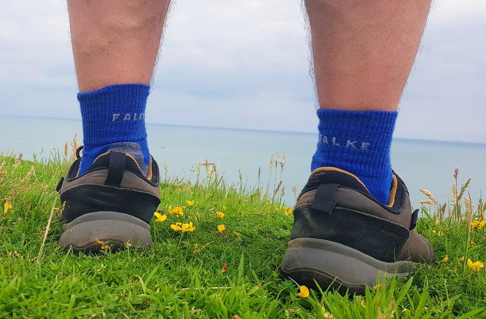 Review of Falke Socks Ergonomic sport socks for trekking and running