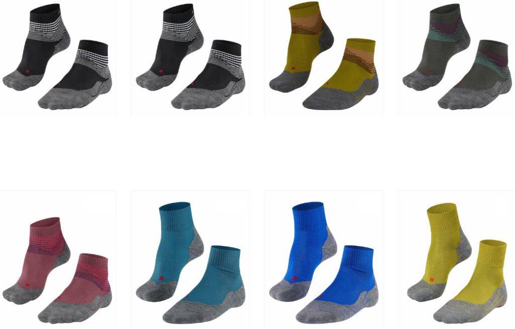 Review of Falke tk5 socks for trekking