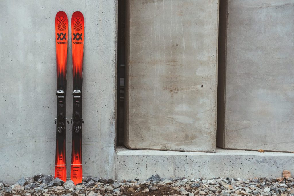 Voelkl Piste AllMountainMantra M6 is What to buy a skier this winter