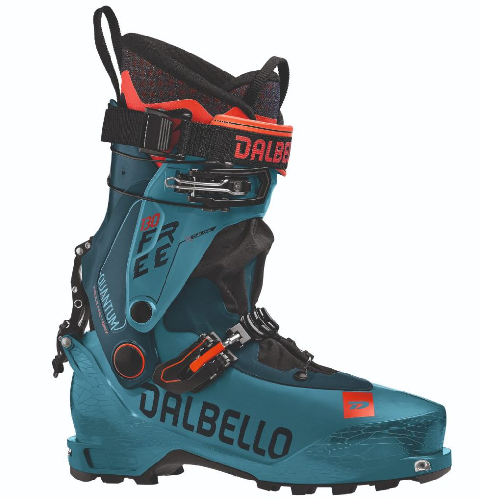What to buy a skier this winter - Dalbello skiboot Quantum - Ultimate skiers Christmas list 2021