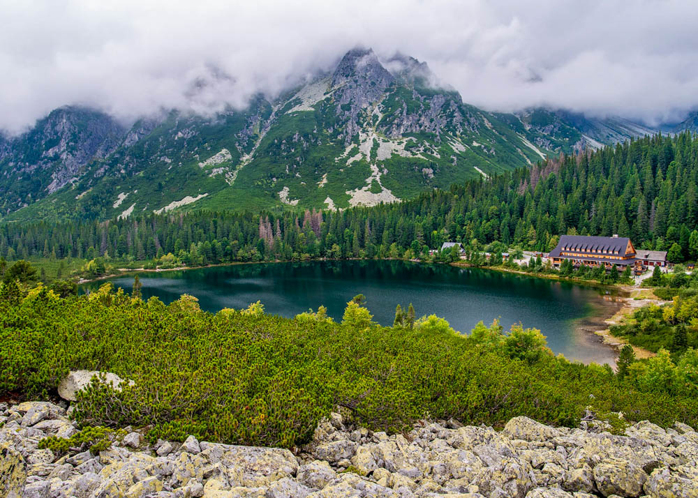 Guided Cycling holiday in Slovakia: Cycle in the Tatra Mountains