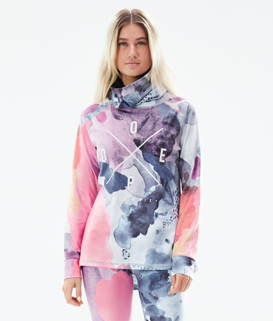 Buy a skier DOPE Snuggle 2X-UP baselayers for Christmas