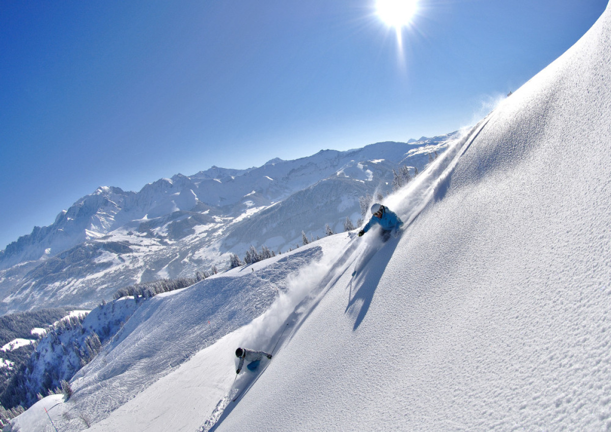 Stanford skiing holiday in Megeve: Short ski breaks in France!