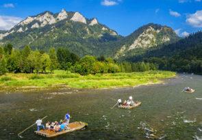rafting in slovakia