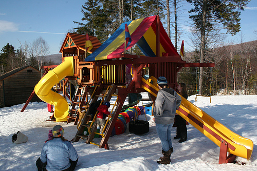 Ski Holiday, Esprit Ski, Ski Holiday with a toddler