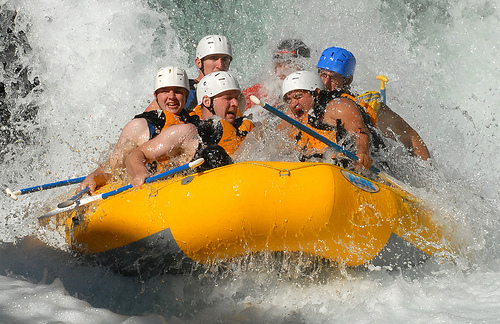 White-water rafting, White-water rafting Holidays, US, Vacation Rentals, Estes Park Vacation Rentals, Estes Park, Gatlinburg Cabin Rentals, Gatlinburg, Cabin Rentals
