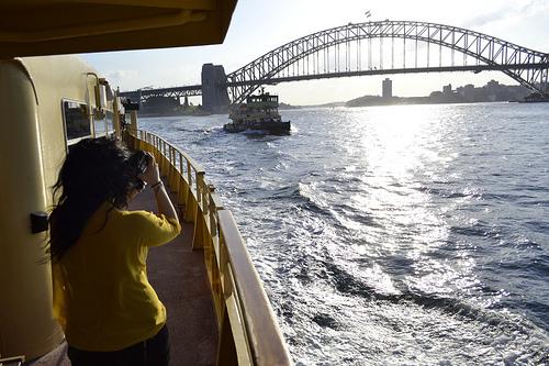 Overland Australia, sydney, ferry, Overland, Australia