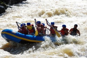 Holidays in the US, Rafting, Rafting Holidays, Rafting in New York, USA, White water rafting, Whitewater rafting