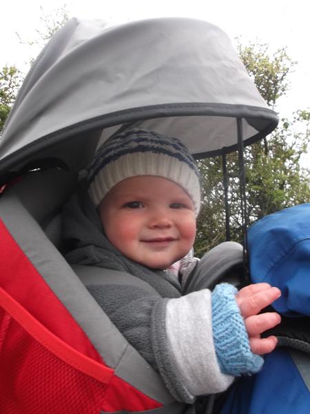 child carrier baypack, Deuter Kid Comfort, child carrier, daysack, rucsacks, travel gear, baby carrying backpack